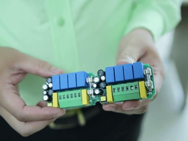 Độ hoàn thiện của thiết bị điện thông minh
